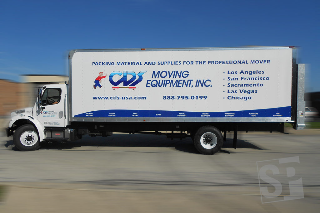 Truck And Trailer Graphics Are The Most Cost Effective Way