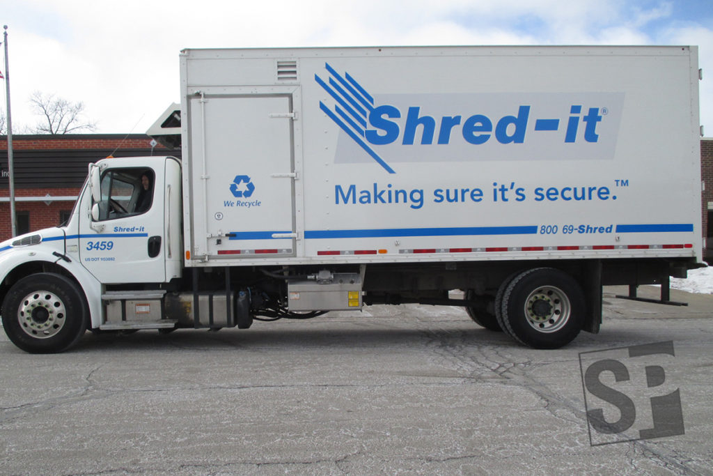 Shred It Truck Images - Reverse Search